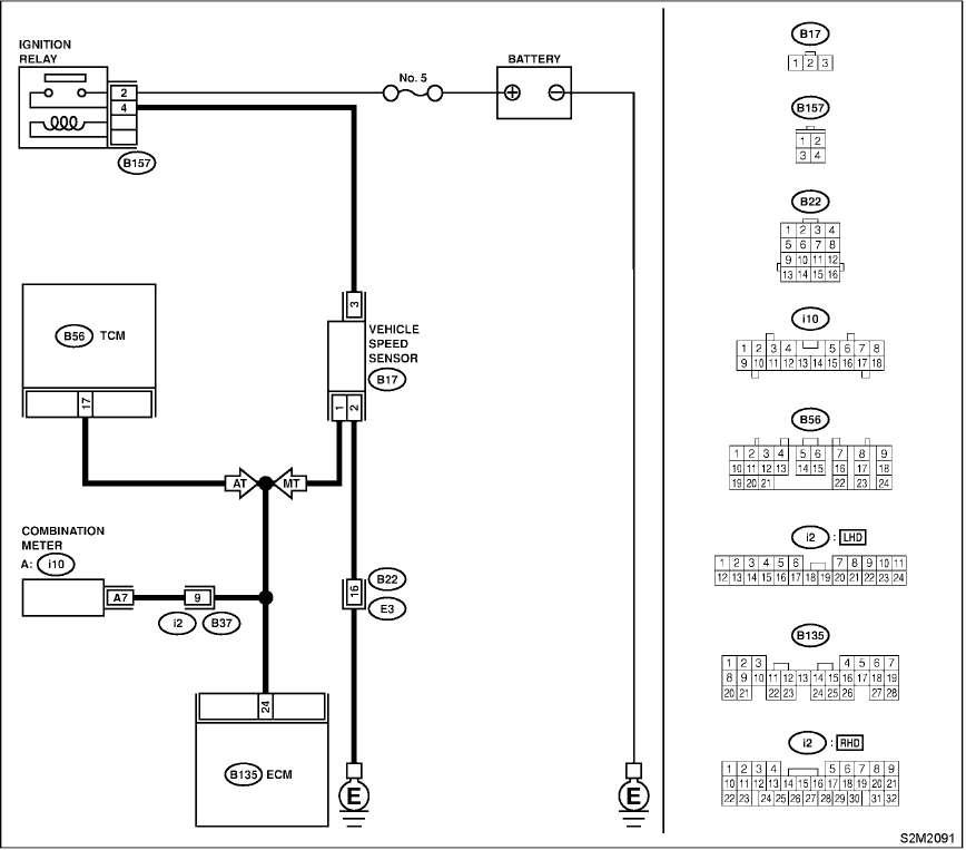 subaru engine code p0720