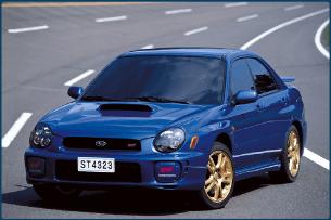 Subaru Impreza WRX/WRX STi 2000-2013