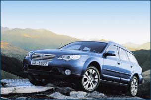 Subaru Legacy/Outback 3.0(3.6) 2006-2013