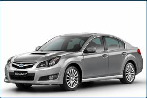 Subaru Legacy/Outback Turbo 2004-2013